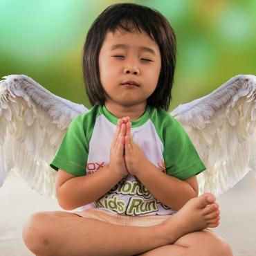 Pratiquez-vous le yoga avec votre enfant ?