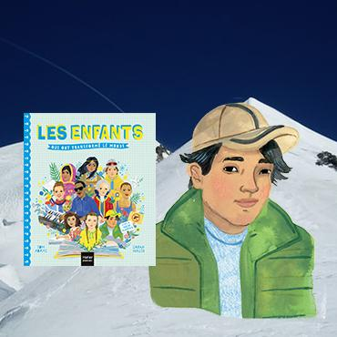 iEnfant inspirant : Gravir des montagnes, l'histoire de Temba Tsheri