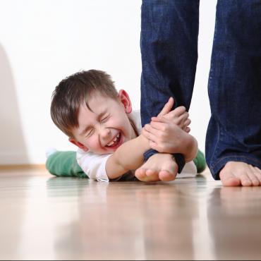 Échapper aux colères de mon enfant : un doux rêve ?