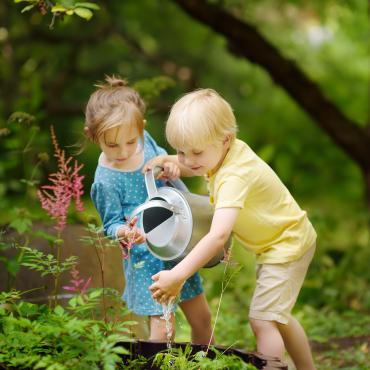 iDu jardinage pour éveiller les intelligences de mon enfant