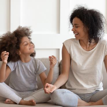 7 astuces pour aider votre enfant à retrouver le Zen