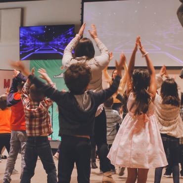 iActivité pour se défouler : Alors, on danse !