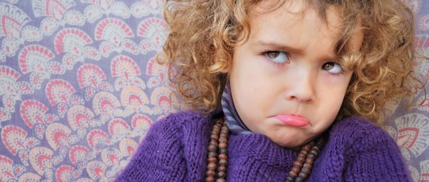 Mon enfant est-il vraiment capricieux ?