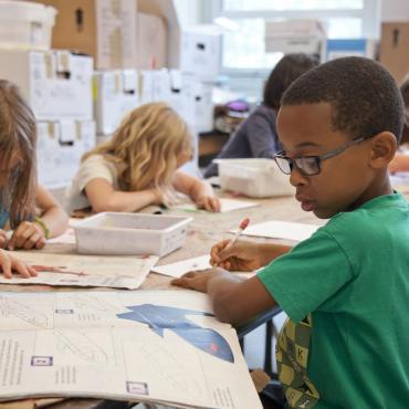 Aimer apprendre avec les pédagogies alternatives