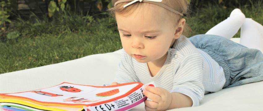 Des idées de lecture d'été pour les 0-3 ans !