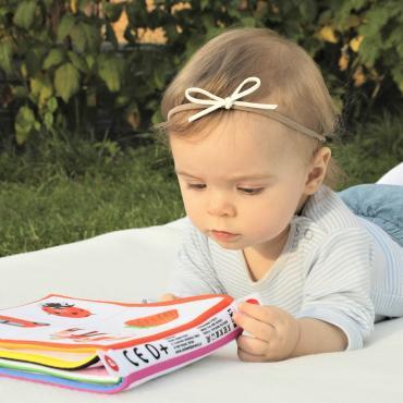 iDes idées de lecture d'été pour les 0-3 ans !