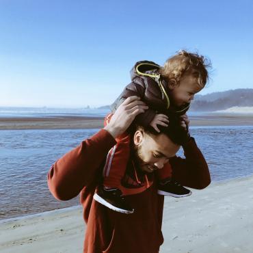 Pour un enfant épanoui, il faut un papa épanoui !