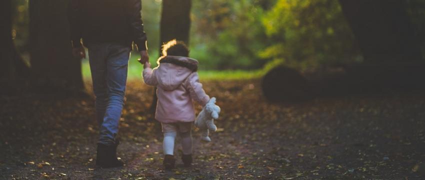 Activités en famille : Exercice de respiration en plein air