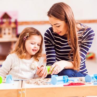 Comment mobiliser l'attention des tout-petits ?