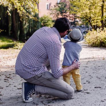 iNouveaux papas : la complicité avant tout