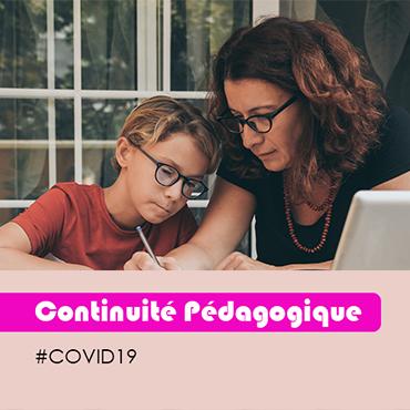 Continuité Pédagogique : quels outils pour les parents ?
