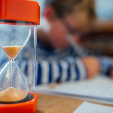 iNotre défi Montessori : le respect du rythme de l'enfant