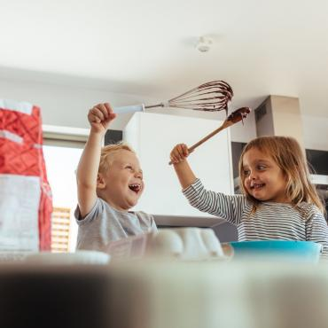 Cuisiner en famille : les truffes au chocolat au lait